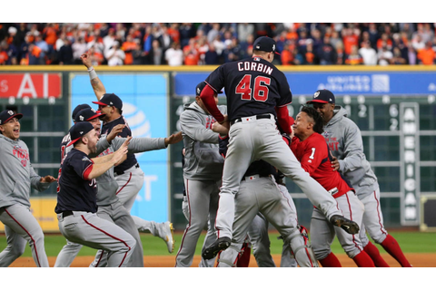 Nationals vs. Astros score: Nats win World Series Game 7 ...