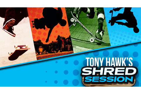 Tony Hawk's Shred Session announced for mobile ...