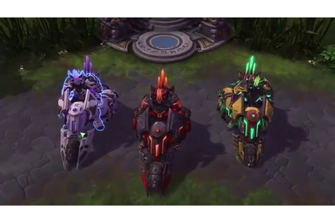 Heroes of the Storm — Mount Preview «Space Lord's ...