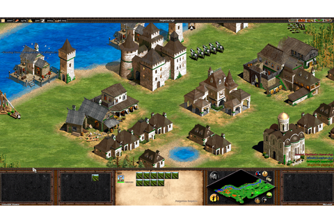 Age of Empires II HD The Forgotten ~ Install Guide Games