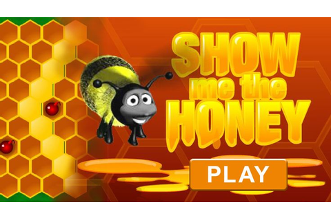 Retro Show Me the Honey | Play Free Online Kids Games ...