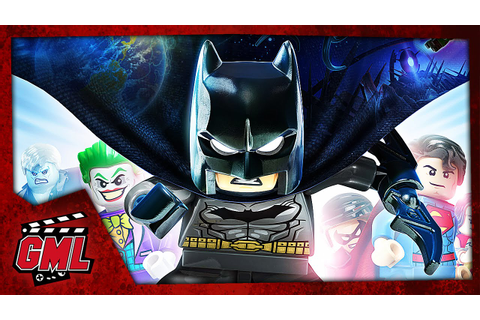 LEGO BATMAN 3 - FILM JEU COMPLET EN FRANCAIS - YouTube