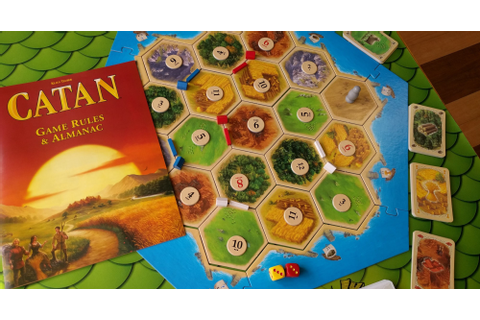 How to play: Settlers of Catan – Board Game Brother – Medium