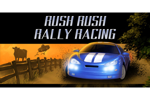 Rush Rush Rally Racing | WiiWare | Games | Nintendo