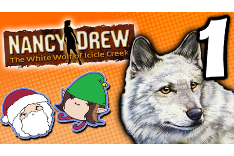 Nancy Drew The White Wolf of Icicle Creek: Emergencies ...