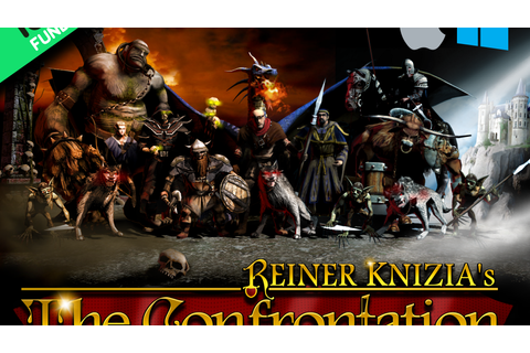 Reiner Knizia's The Confrontation for PC, Mac, and iPad by ...
