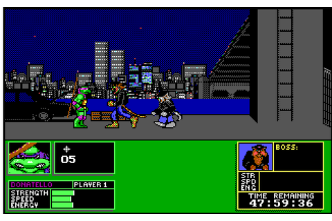 Teenage Mutant Ninja Turtles: Manhattan Missions ...