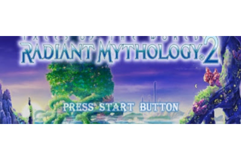Tales of The World Radiant Mythology 2 PSP ISO - Download ...