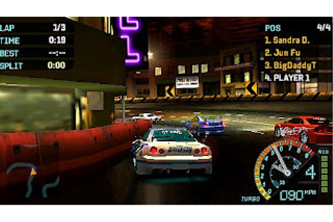 Need For Speed Underground Rivals Psp Game Free Download ~ Full Games ...