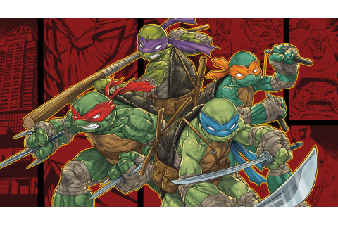 Teenage Mutant Ninja Turtles – Out Of The Shadows (2D/3D)