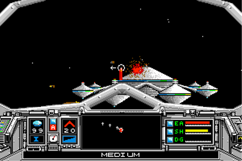 Download Skyfox II: The Cygnus Conflict - My Abandonware
