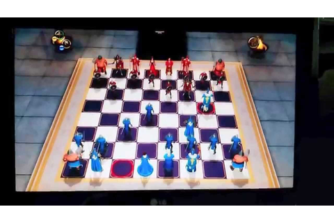 Game Review: BATTLE CHESS: GAME OF KINGS - YouTube
