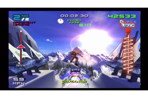 Classic Capture - SSX 3 (PS2) - YouTube