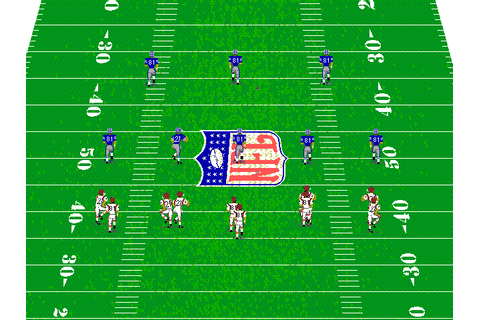 Download NFL Pro League Football - My Abandonware