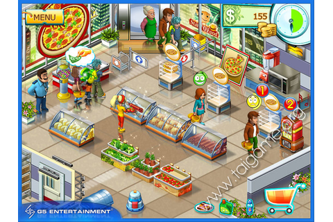 Supermarket Mania 2 - Download Free Full Games | Time ...