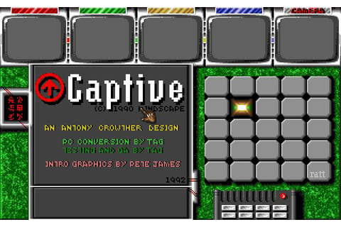 Captive Download (1992 Role playing Game)
