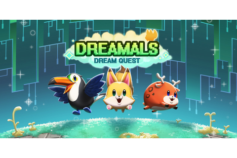 Dreamals: Dream Quest | Wii U download software | Games ...