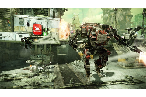 Hawken Now Available On The Xbox One As A Free-To-Play Game