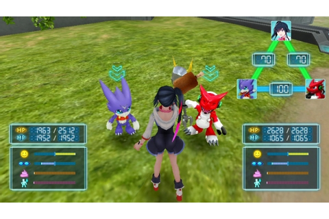 Digimon World: Next Order details Shoutmon and Gumdramon ...