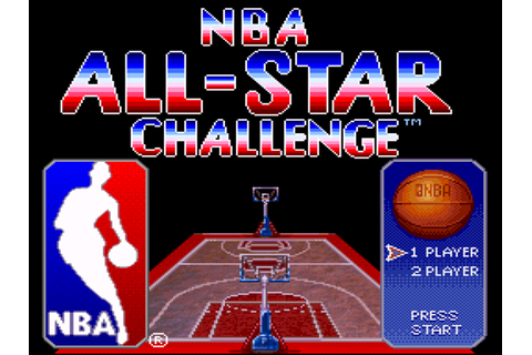 NBA All-Star Challenge Download Game | GameFabrique