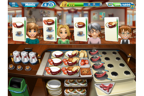 Cooking Fever image 2 of 7 - Cooking Fever iPad ...