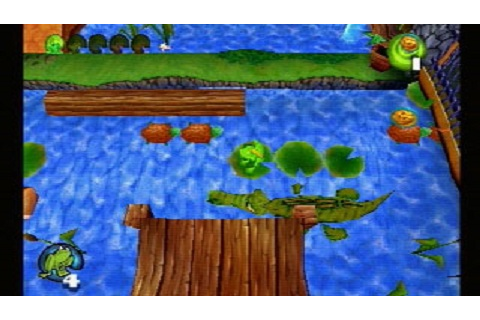 Best PSP games download: Frogger 2 Swampy's Revenge (psx-psp)