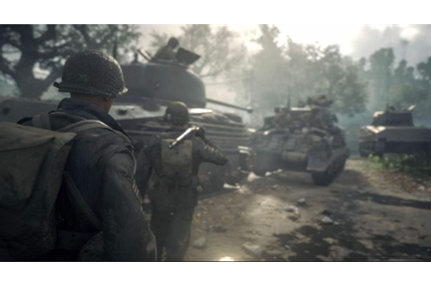 Call of Duty: WWII is not coming to Nintendo Switch ...