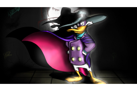 Disney's Darkwing Duck HD Wallpaper | Background Image ...