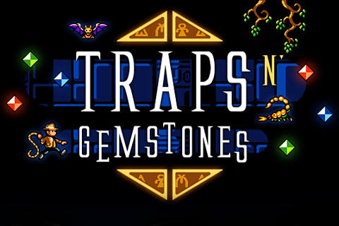 Traps n' gemstones iPhone game - free. Download ipa for ...