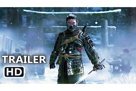 PS4 - Ghost of Tsushima Trailer (2018) - YouTube