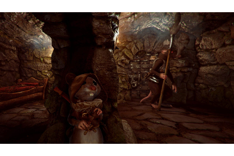 Ghost Of A Tale Is This Year's Second Really Good Game ...