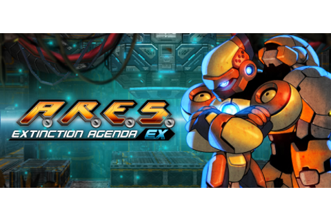 A.R.E.S. Extinction Agenda EX on Steam