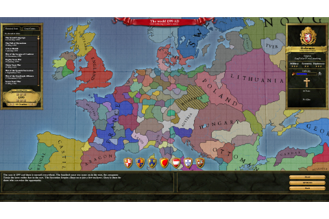 Europa Universalis III (Game) | GamerClick.it