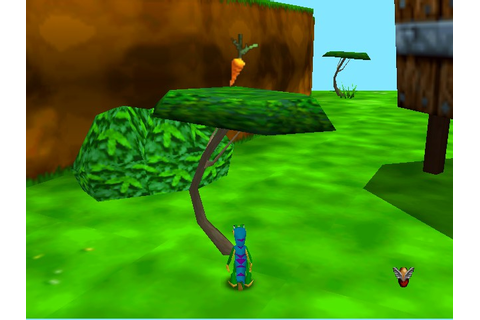 Play Gex 64 - Enter the Gecko Online N64 Game Rom ...
