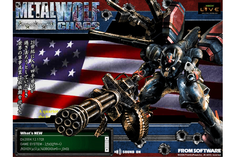 Michael Wilson (Metal Wolf Chaos) vs a Space Marine ...