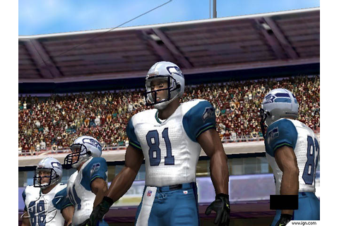 NFL Fever 2003 Screenshots, Pictures, Wallpapers - Xbox - IGN