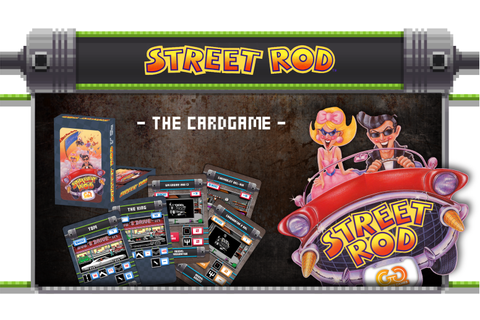 Street Rod - build and race your own Hot Rod. Only €11! by ...