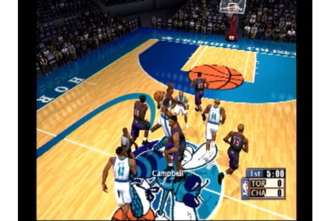 NBA 2K1 Screenshots for Dreamcast - MobyGames