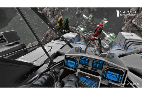 Space Engineers - Cockpit View Screenshot image - Indie DB