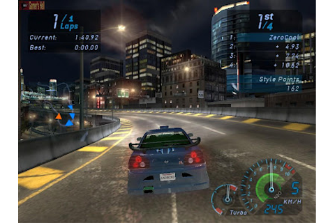 Need For Speed Underground 3 Download Full Version Pc Game ...