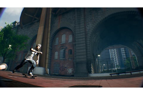 Session - Skateboarding simulation game by crea-ture ...