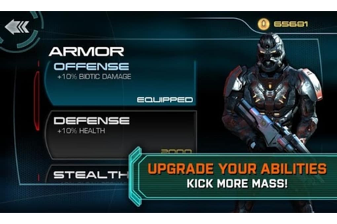 Mass Effect Infiltrator for Android - Download