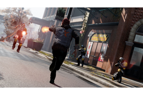 Infamous: Second Son PS4 Screenshots Revealed - eTeknix