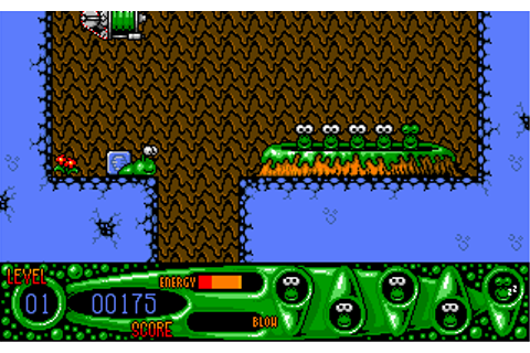 Steg the Slug - Play Online Classic Games