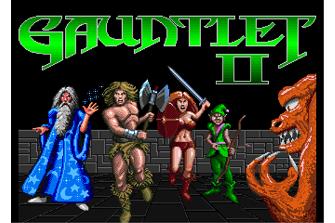 Gauntlet II - Videogame by Atari Games