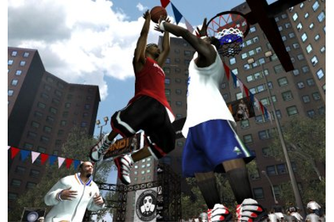 AND 1 Streetball - PS2 - Review