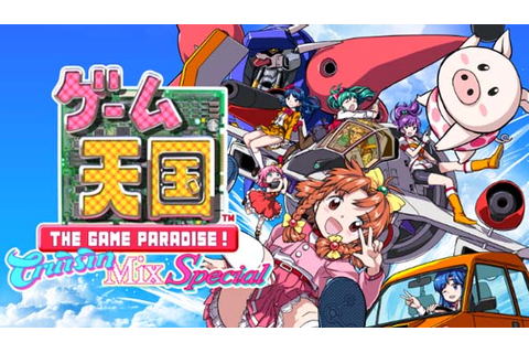 Game Tengoku CruisinMix Special Has New Trailer & Release ...