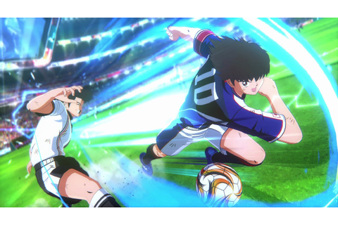 Captain Tsubasa: Rise of New Champions Announced for PC ...