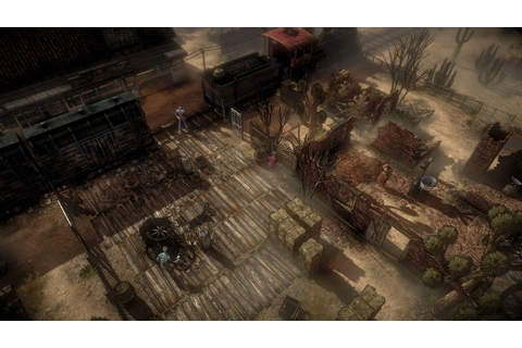 Hard West's Scars of Freedom DLC augments the game with ...