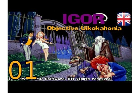 Igor: Objective Uikokahonia - [01/05] - English ...